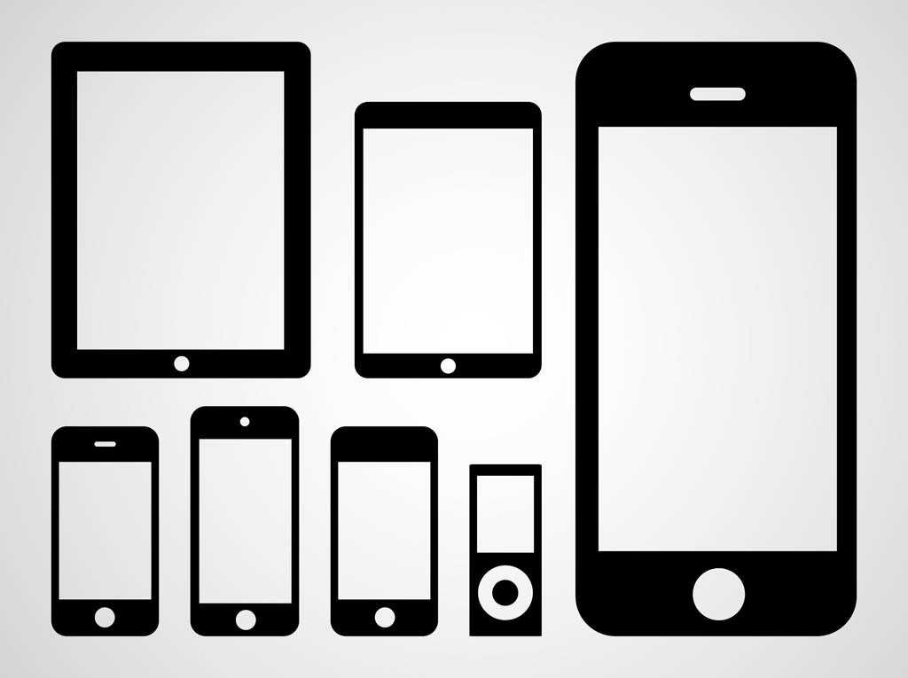 1024x765 Apple Devices Vector Vector Art Amp Graphics