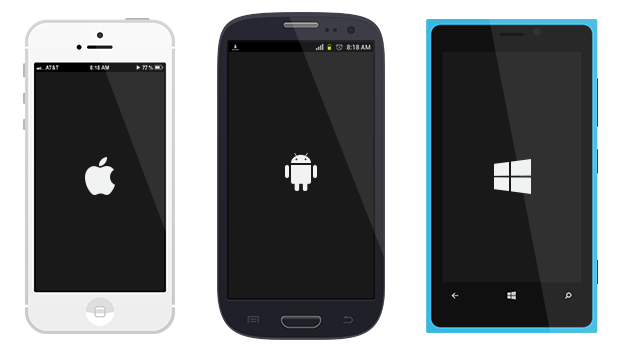 620x350 Collection Of Free Smartphone Vector Psd. Download On Ubisafe