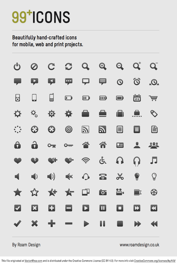 580x867 Free Vector Icons