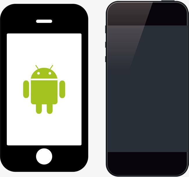650x608 Cartoon Mobile Phone, Cartoon Vector, Mobile Vector, Phone Vector