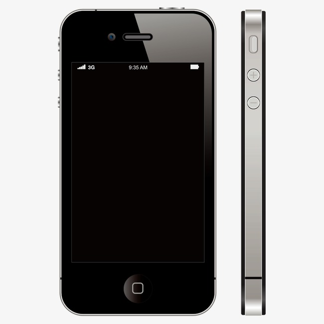 650x650 Iphone Mobile Phone Vector, Iphone Vector, Mobile Vector, Phone