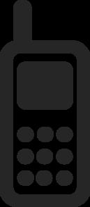 129x294 Cellphone Vector