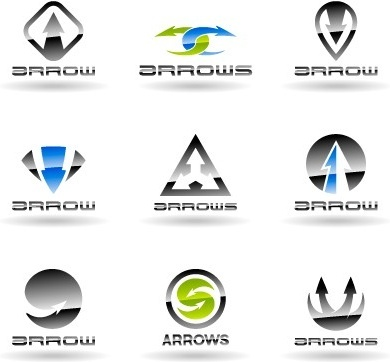 390x362 Modern Logo 3d Free Vector Download (74,711 Free Vector) For