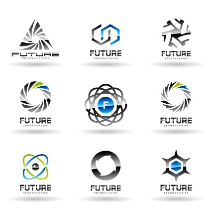 422x417 Modern Logos Creative Design Vector Set 06 Free Vector Downloads