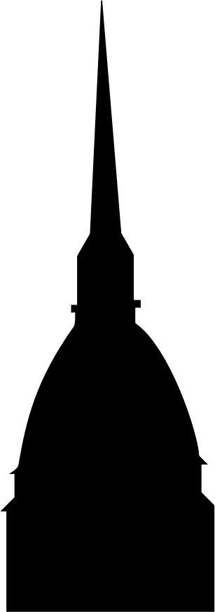 307x874 Mole Antonelliana Icons Png