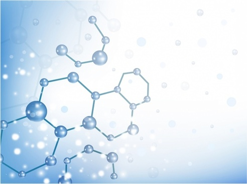 492x368 Molecule Vector Free Vector Download (132 Free Vector) For