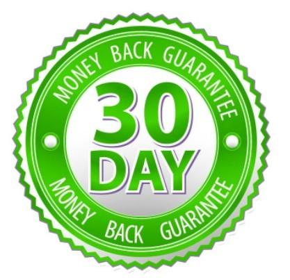 417x403 Green 30 Day Money Back Guarantee Vector Badge Cham Altatis