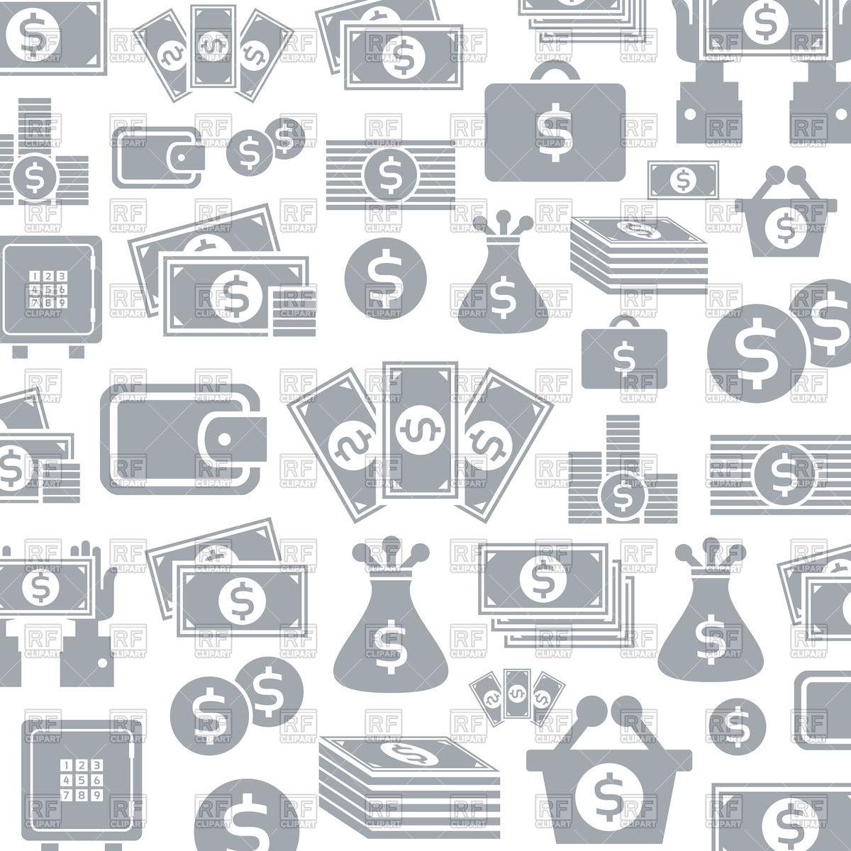 Money Vector Art