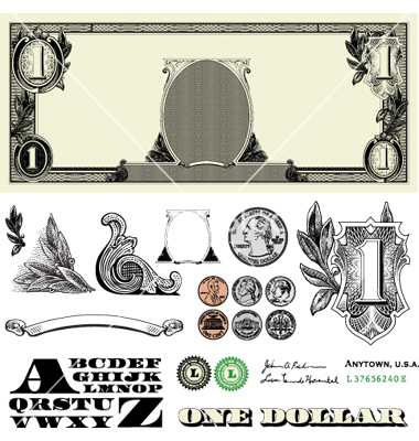 Money Vector Free