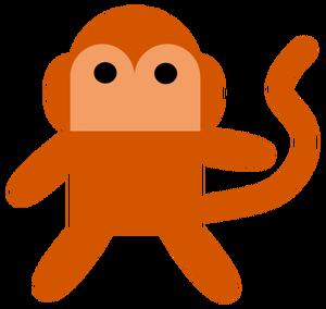 Monkey Vector Free