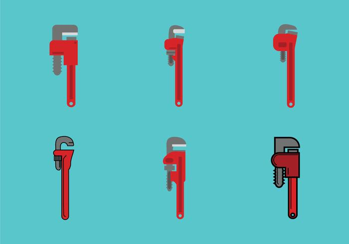 700x490 Free Monkey Wrench Vector Illustration