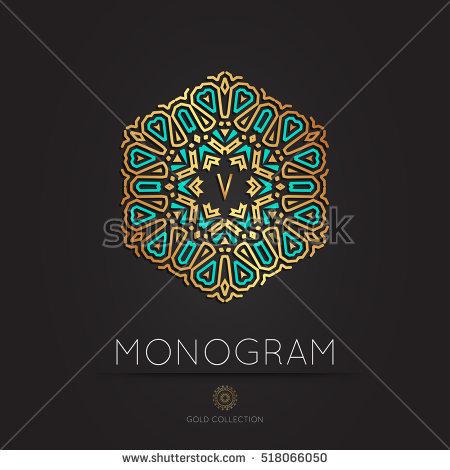 Monogram Vector