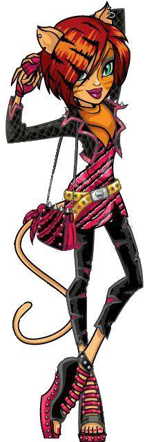Monster High Vector
