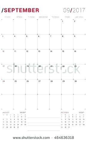 291x470 Work Schedule Calendar Excel Monthly Template With Time Slots 3