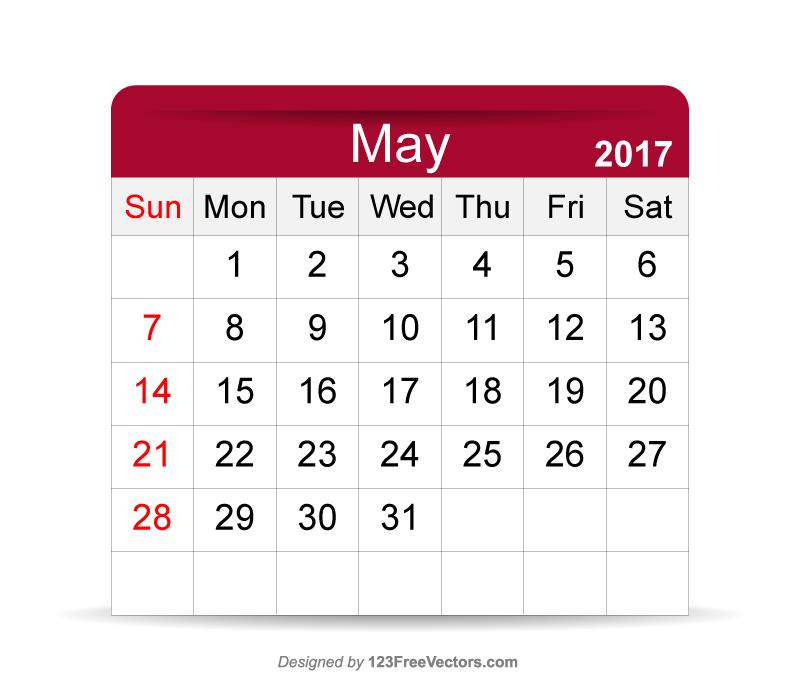 800x700 2017 Calendar Vectors Download Free Vector Art Amp Graphics
