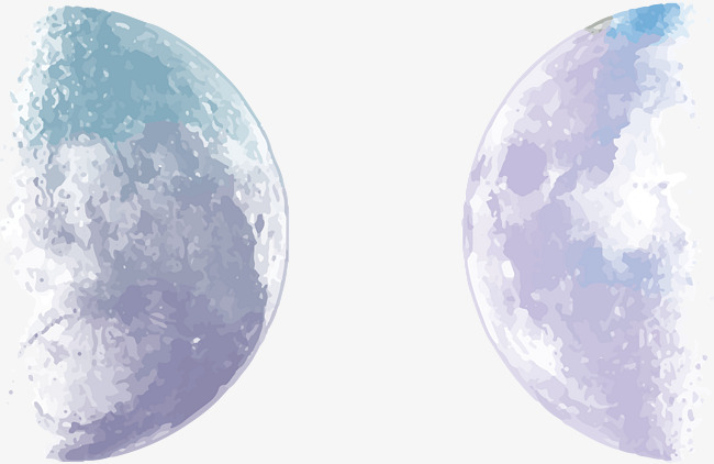 650x422 Vector Fantasy Moon, Moon Vector, Moon, Celestial Bodies Png And