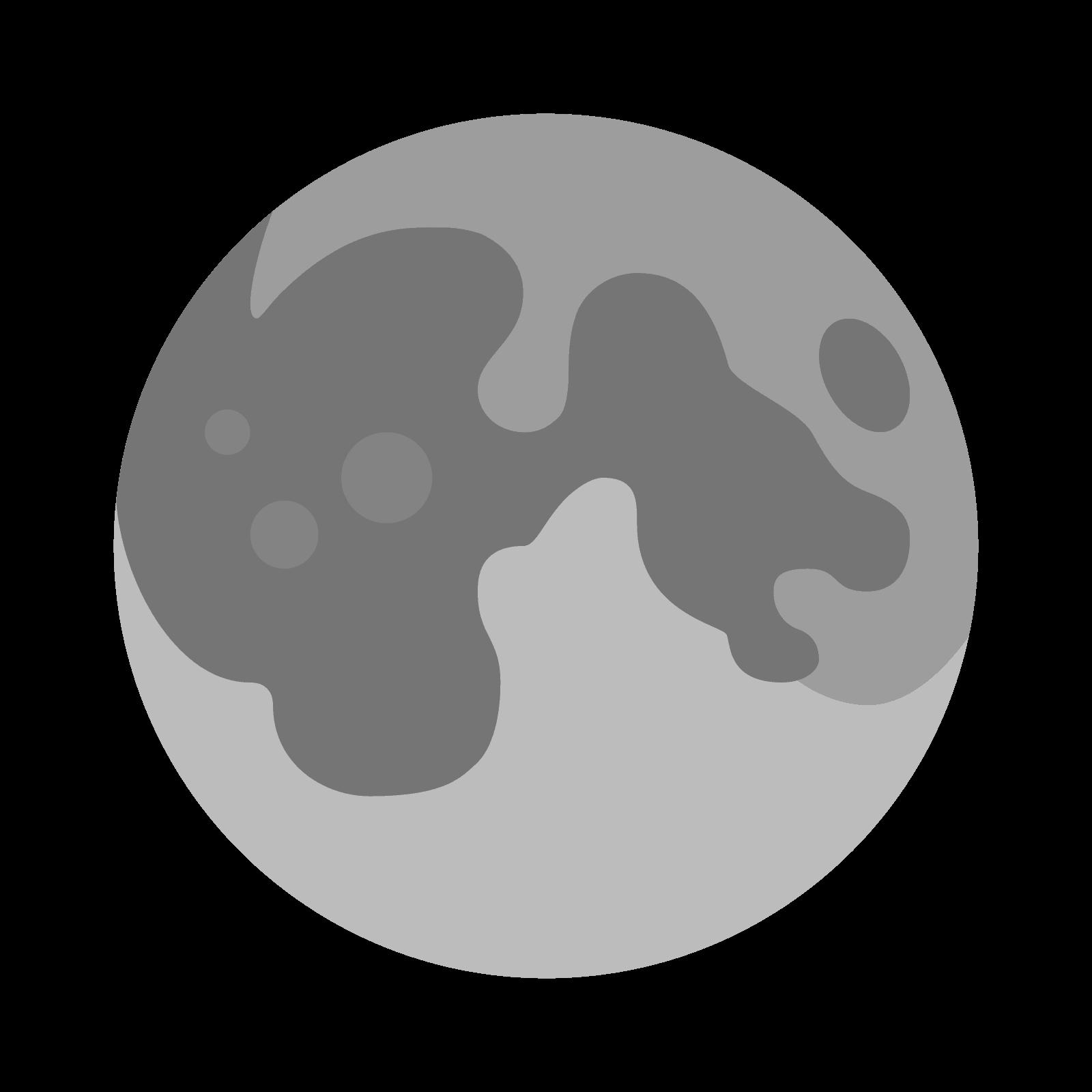 Moon Vector Free