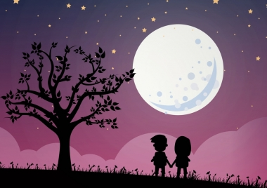 380x268 Moon Vector Vectors Stock For Free Download About (277) Vectors