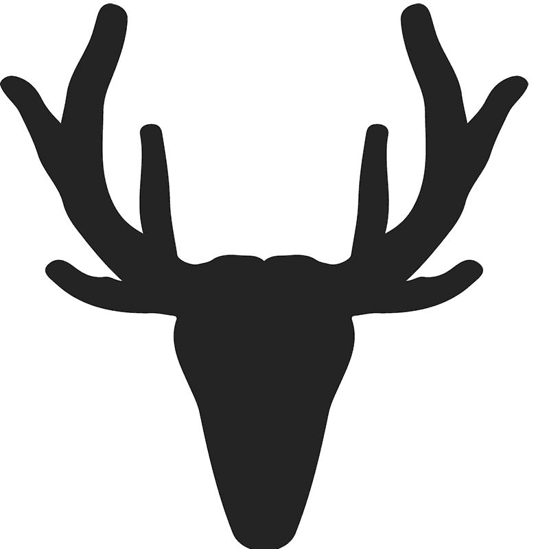 800x800 Moose Vector
