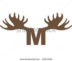 236x199 Moose Image For Felt Creaturesilhouette Project Skipper