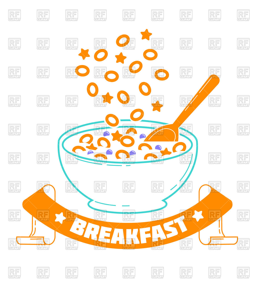 1074x1200 Icon Cereal Day, Breakfast, Good Morning Vector Image Vector