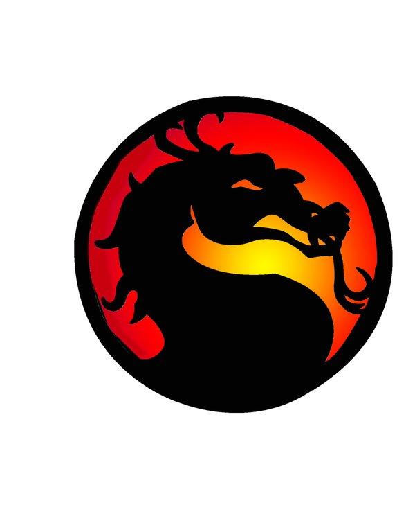 Mortal Kombat Logo Vector at GetDrawings | Free download