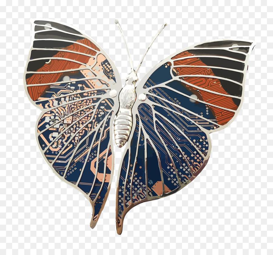 900x840 Monarch Butterfly Moth