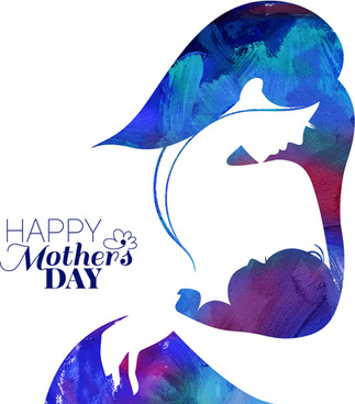 323x368 Happy Mother Day Wallpaper Free Vector Download (10,862 Free
