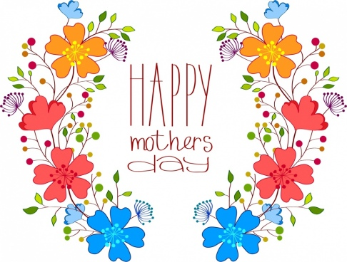 486x368 Mother Day Free Vector Download (4,080 Free Vector) For Commercial