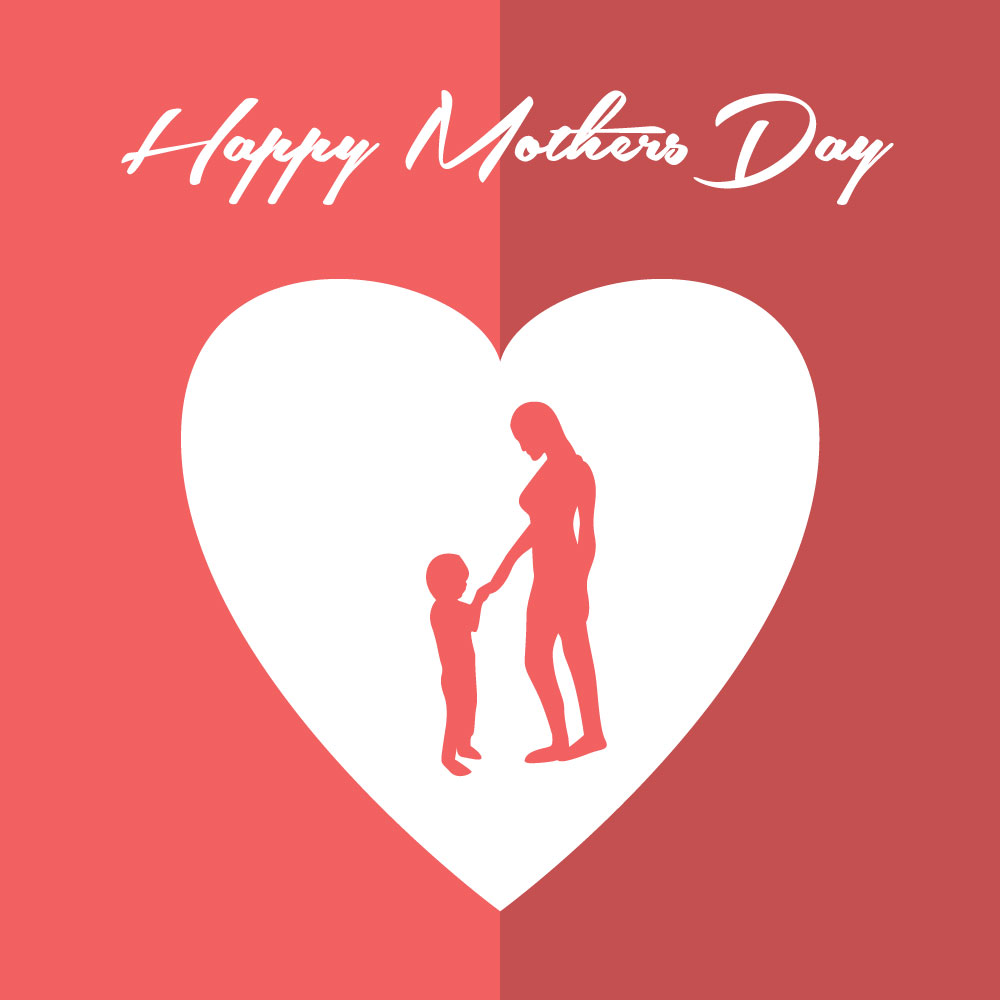 1000x1000 Mothers Day Vector Design