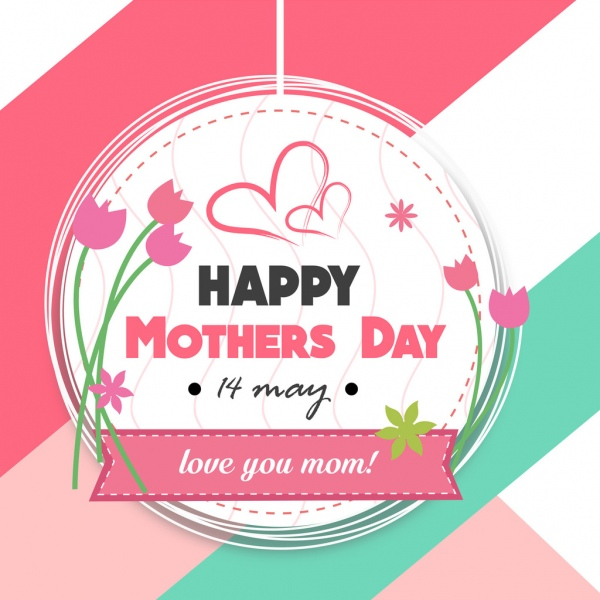 600x600 Mothers Day Vector Background Free Vector In Open Office Drawing