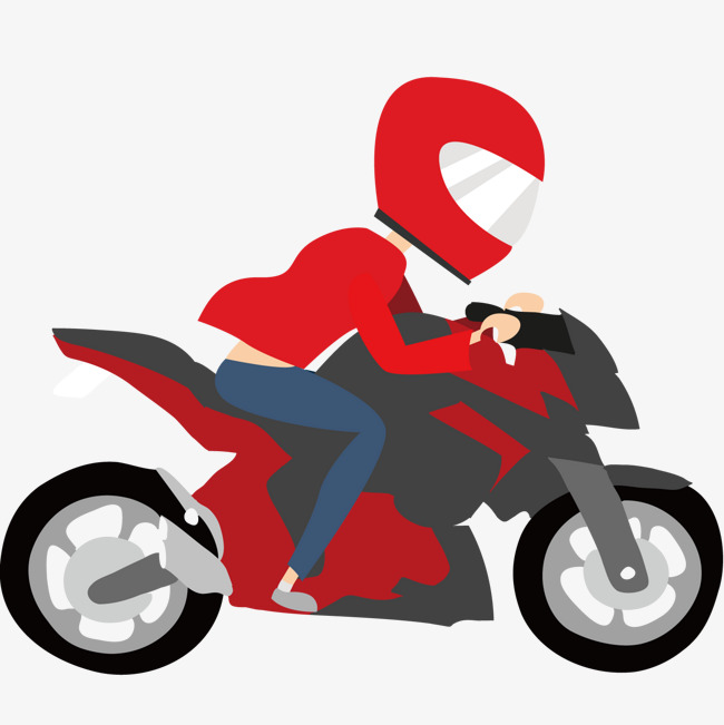 650x651 Motorcycle Red Figures, Motorcycle Vector, Red, Motorcycle Png And
