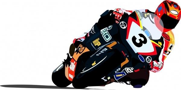 600x298 Vectores Moto Race Free Vector Download (223,176 Free Vector) For