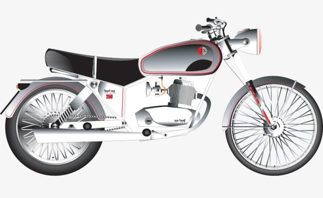 650x400 Vector Motorcycle, Motorcycle Vector, Motorcycle, Vector Free