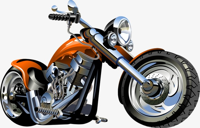 650x417 Vector Motorcycle, Motorcycle, Cartoon Motorcycle Png And Vector