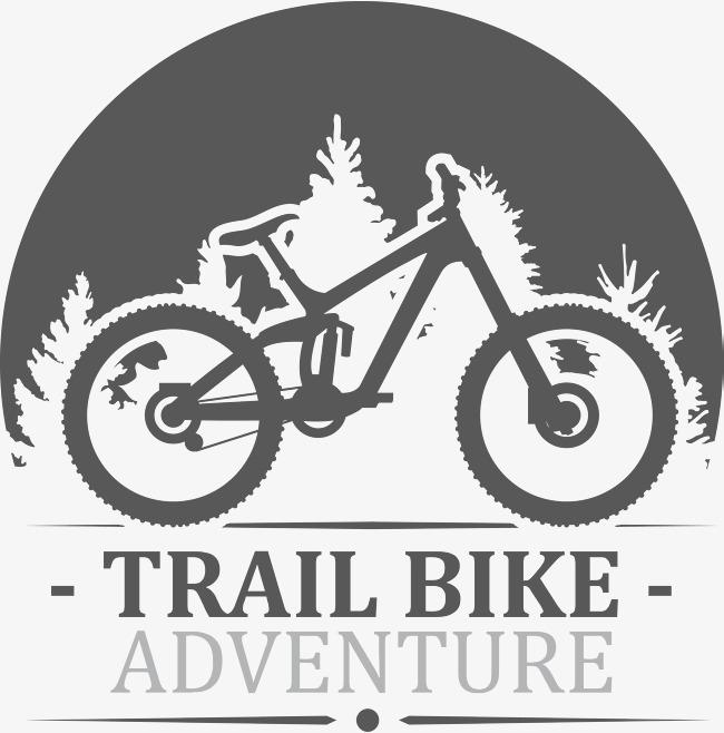 650x658 Gray Mountain Bike Race, Bike Hand Painted, Cartoon Bikes, Bicycle