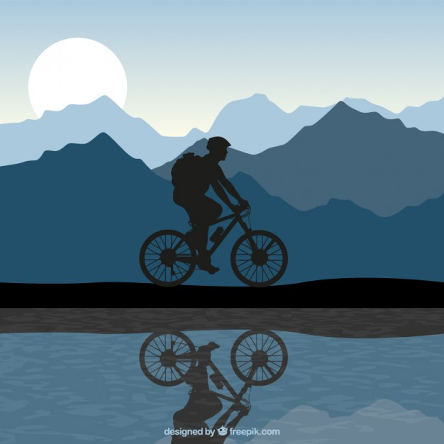 626x626 Mountain Bike Vectors, Photos And Psd Files Free Download