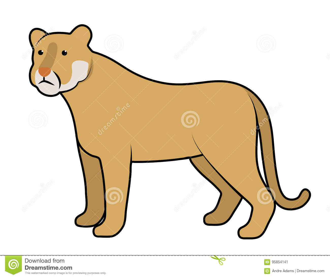 1300x1095 Mountain Lion Clipart Amp Mountain Lion Clip Art Images