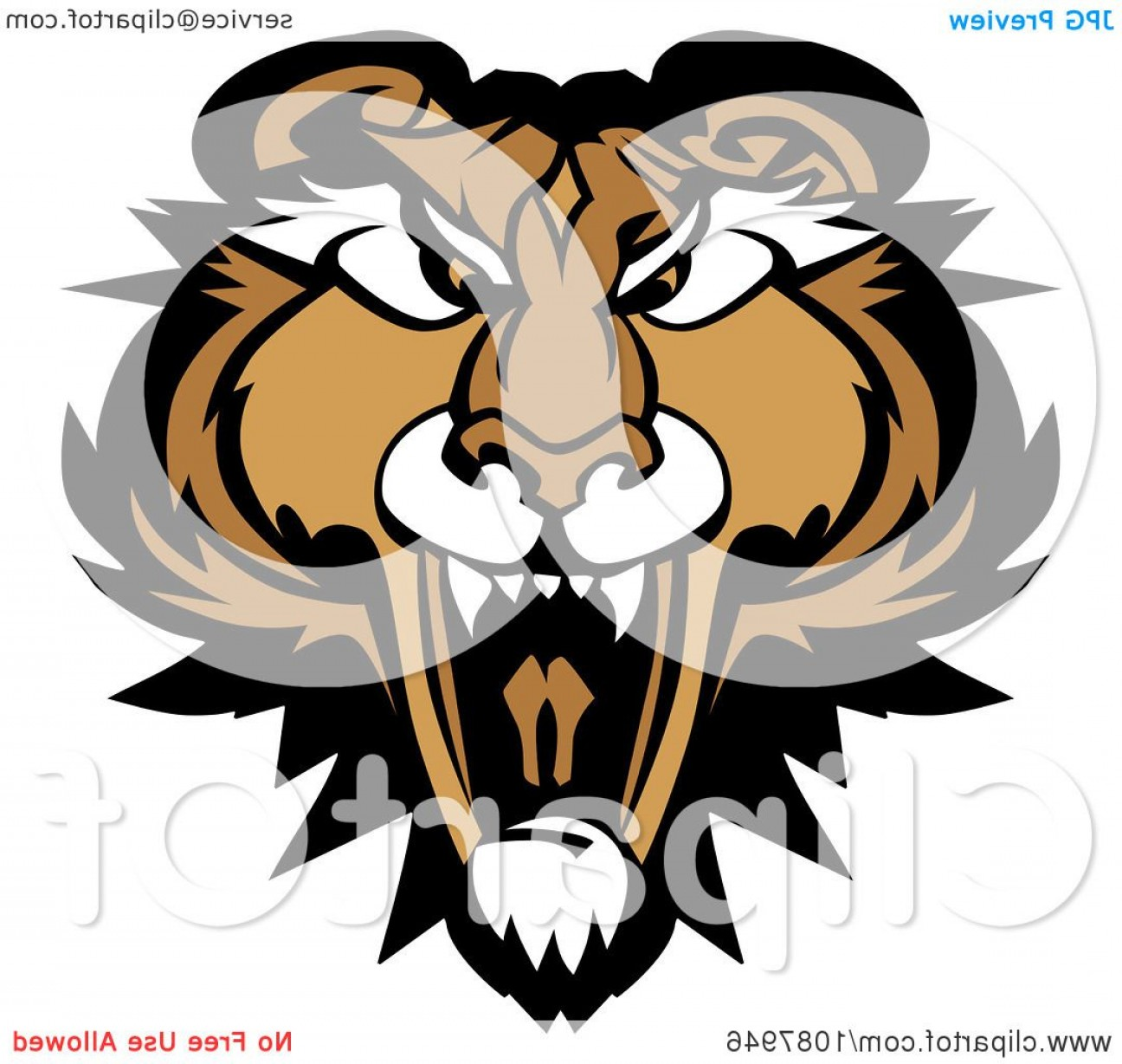 1296x1228 Roaring Puma Mountain Lion Head Mascot Lazttweet