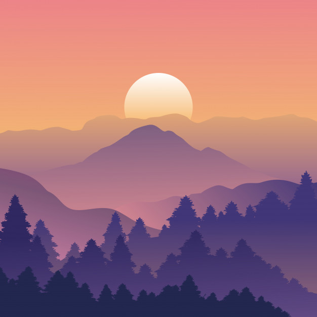 626x626 Mountain Range Vectors, Photos And Psd Files Free Download