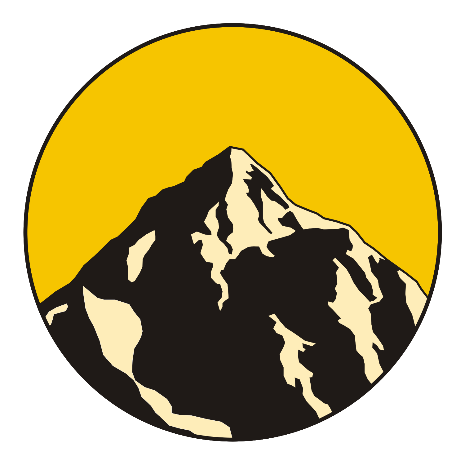 1500x1500 Mountain Vector Art Clipart Best Clipart