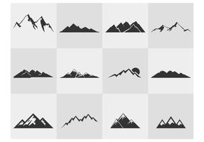 286x200 Mountains Free Vector Art