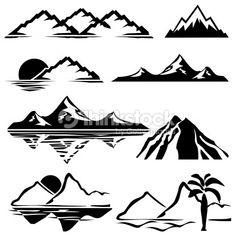 236x236 84 Best Mountain Vector Images In 2018 Free Vector