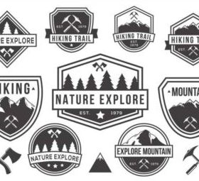 280x255 Tag Mountain Vector Free Downloads