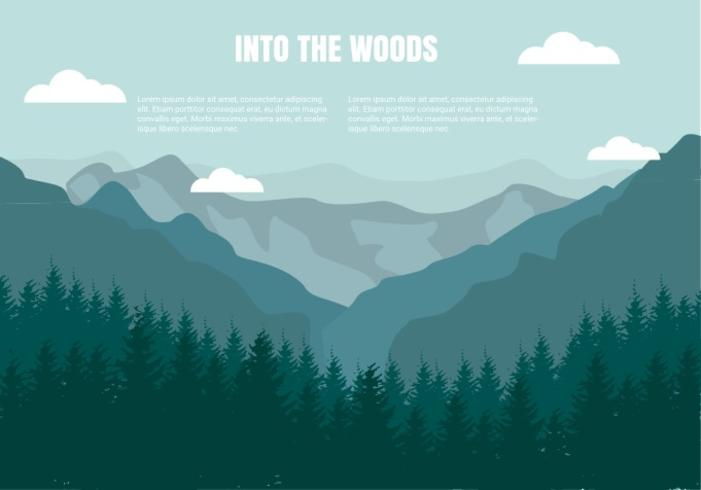 701x490 Mountain Free Vector Art