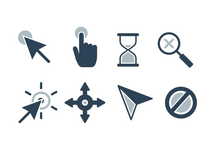 700x490 Free Mouse Cursor Vector Icons