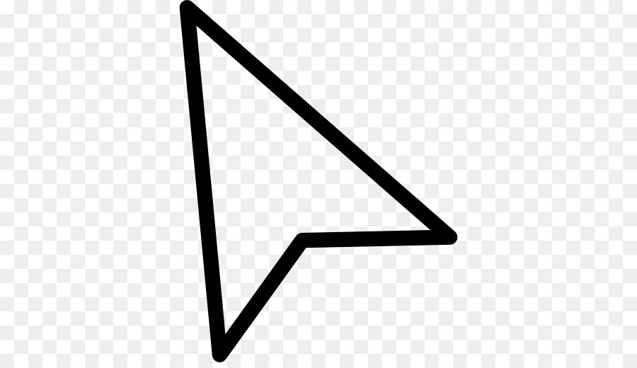 900x520 Computer Mouse Pointer Icon Arrow Scalable Vector Graphics