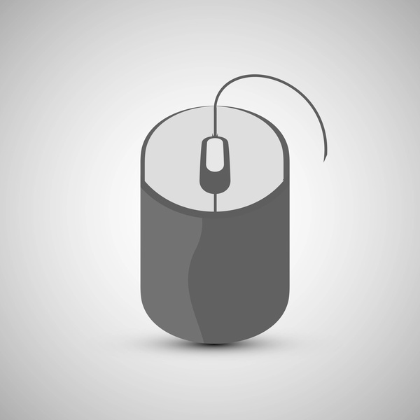 600x600 Computer Mouse Icon Vector Free Vector In Encapsulated Postscript