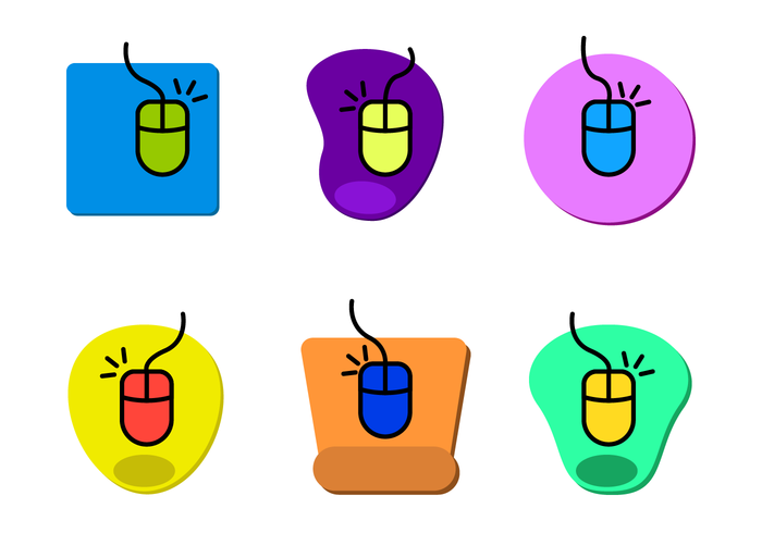 700x490 Mouse Free Vector Art
