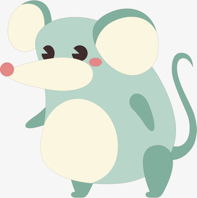 650x651 Blue Mouse Vector, Hand, Blue Mouse, Animal Png And Vector For